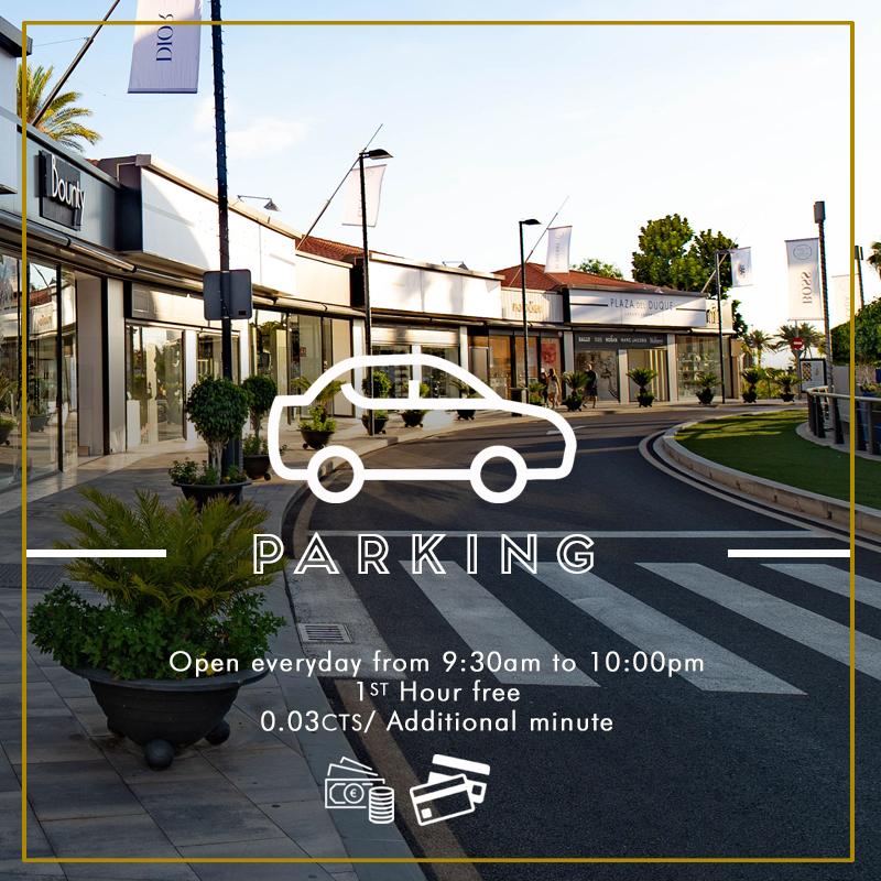 Parking-Plaza del Duque