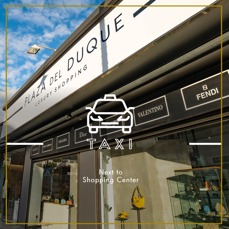 Taxi_Plaza del Duque