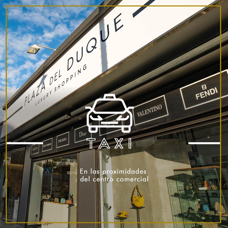 Taxi_Plaza del Duque_esp