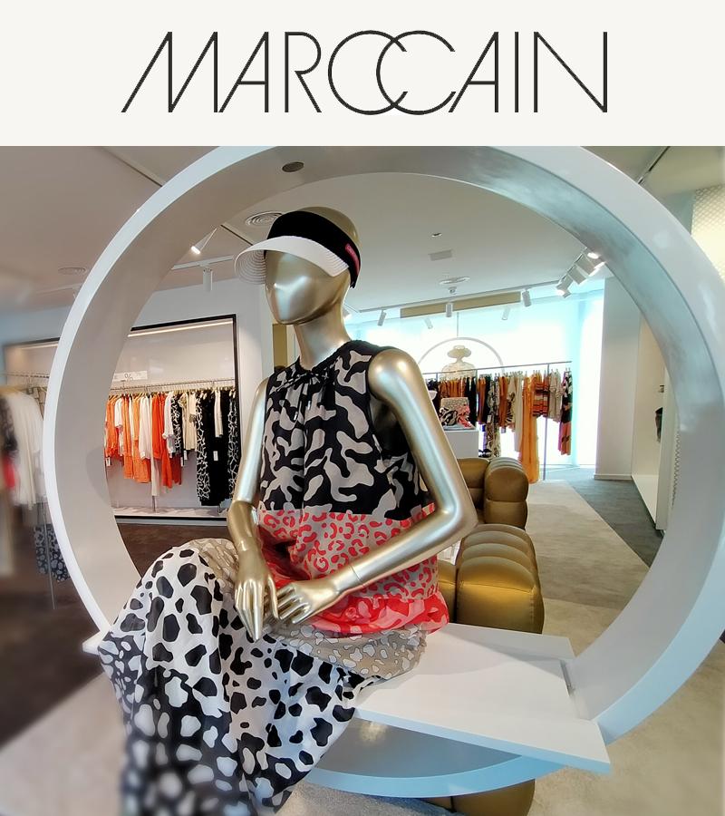 Apertura Marc Cain_Plaza del Duque