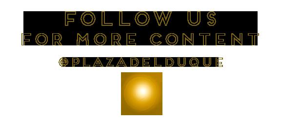 Follow us_Plaza del Duque